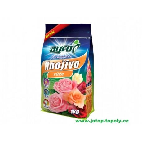 Hnojivo na růže