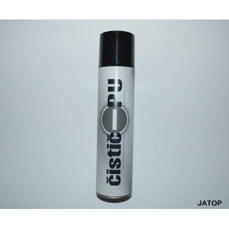 Pacholek čistič nevytvrzené PU pěny 400 ml