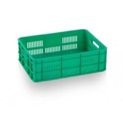 Plastová přepravka na ovoce a zeleninu A/A - 125 (40x30x12,0cm)