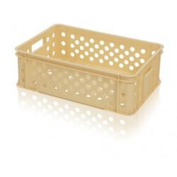 Plastová přepravka na pečivo 60x40x20 (potravinářská plastová bedna na pečivo)