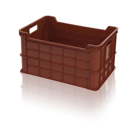 Plastová přepravka na maso 600x400x324mm (potravinářská bedna na maso)