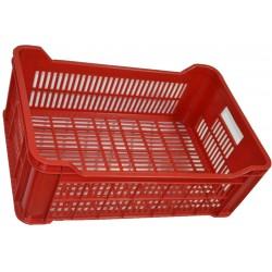 Plastová ukládací přepravka (bedna na věci, hračky a pomocník při stěhování)