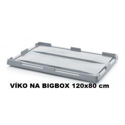 Víko na bigbox 120x80cm