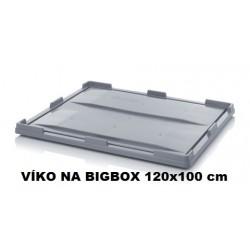Víko na bigbox 120x100cm