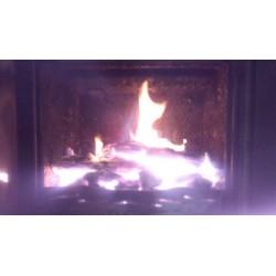 Dřevěné třísky na podpal