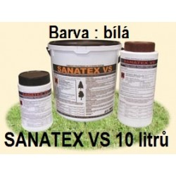 SANATEX VS 10l bílý