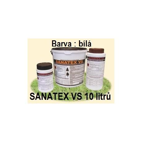 SANATEX VS 10l bílý
