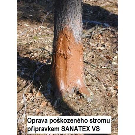 Balzám na stromy hnědý