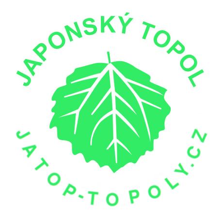 Japonský topol řízek krácený speciál 30cm novinka