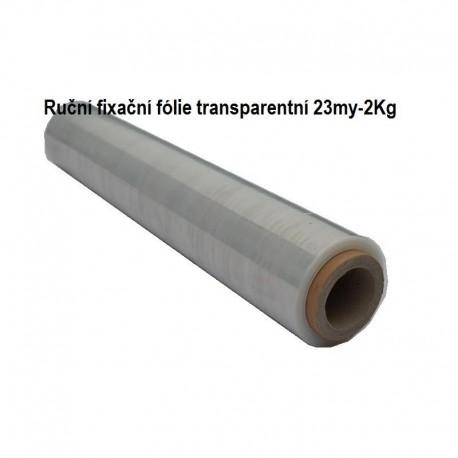 strečová šíře 500mm 23my 2kg transparent